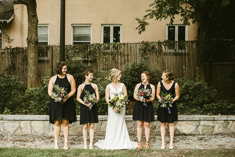 Anna + Jon's Fresh and Fun Atlanta Wedding Reception