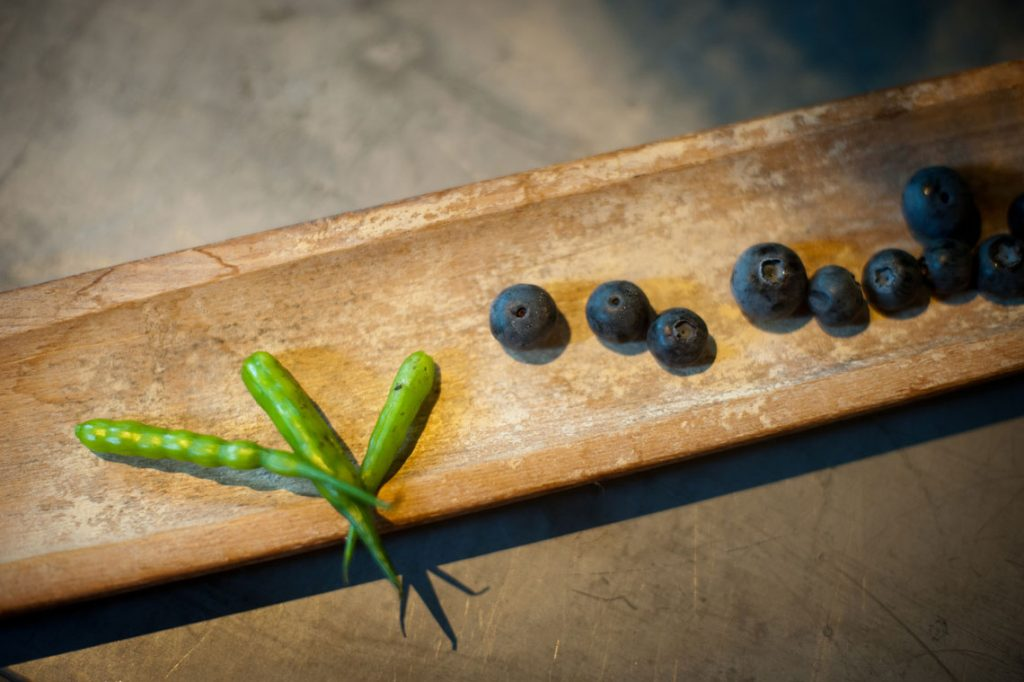 LEADING THE FARM-TO-TABLE CATERING MOVEMENT